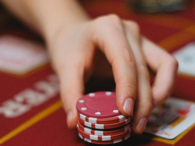 カジノテーブル