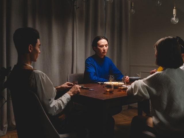 カジノカードゲーム