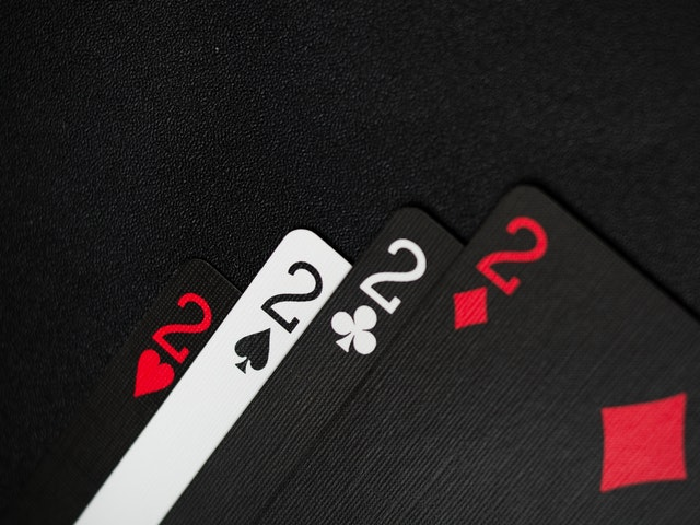 カジノでギャンブル